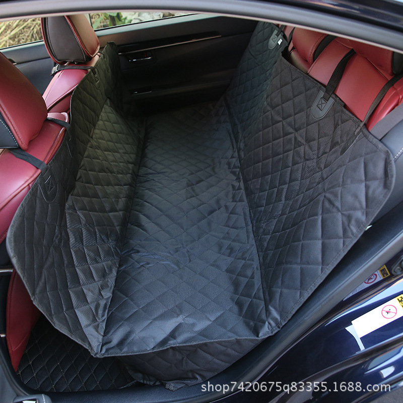 Pet Hangmat Dog Car Seat Cover Waterdicht Krasbestendig auto seat cover