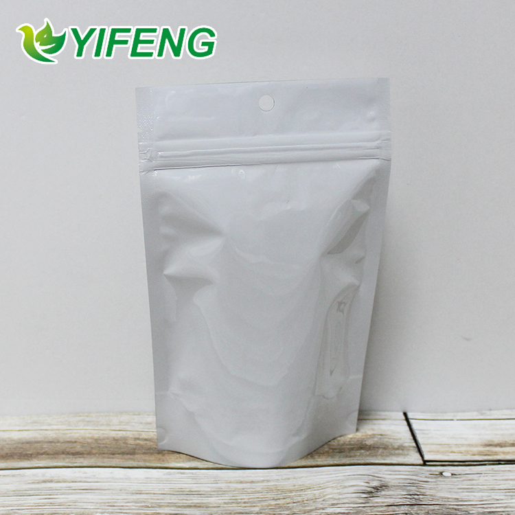 Bags Windows Biodegradable Plastic Custom Aluminum Foil Doypack Peel And Seal Stand Up High Quality Bag Logo Zipper