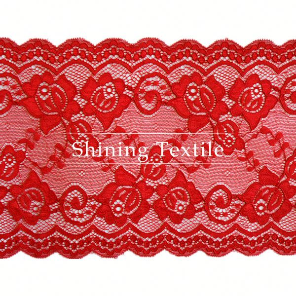7 Inchs Wide Nylon Spandex Elastic Elastic Band Lace For Underwear