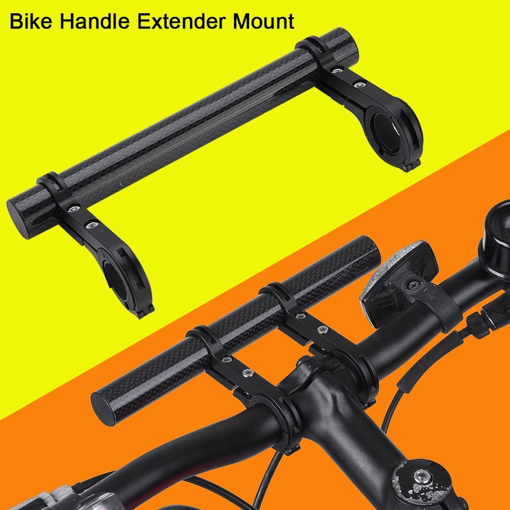MagiDeal 7//8 Handlebars To 1 Mounts Risers Clamps Conversion Shims Spacers Set Of 4