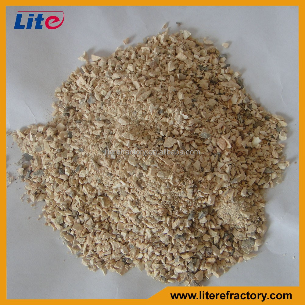 High Alumina Content 75% 85% Refractory Calcind Bauxite for Ramming Mass