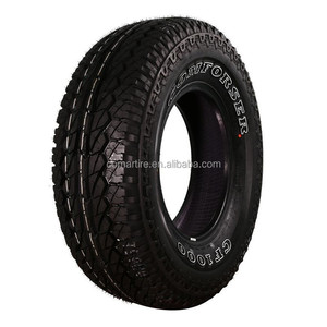 Steel belted radial airless tires for suv 4x4 245/70R16