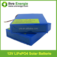 Long cycle life 12v rechargeable battery led street lighting/underwater lighting with top quality