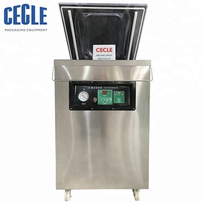 New condition mini table top dz 400 vacuum packing machine mini machine for small business