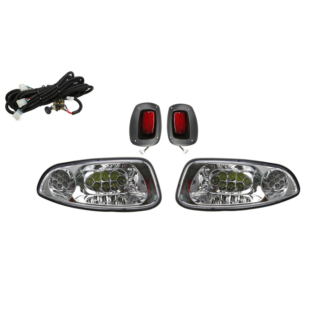 Golf Cart Parts Cheap LED Basic Light Kit for EZ-GO RXV Electric Golf Cart