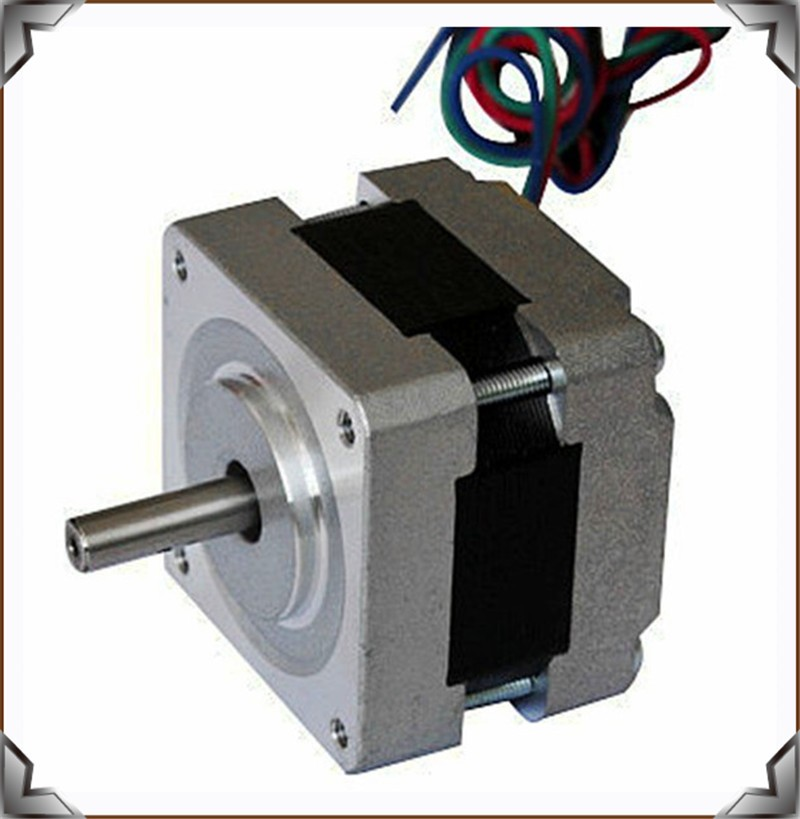 NEMA16 0.5A 5w 6 wires 39*39*20mm 2 Phase Hybrid Stepper Motor for Robot or medical apparatus 39HY20-0506