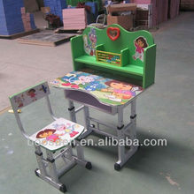 low price study table for kids table and chair set BSD-850005