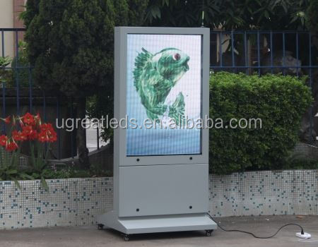 New products on china market HD outdoor advertising outdoor roadside traffic led display signs board