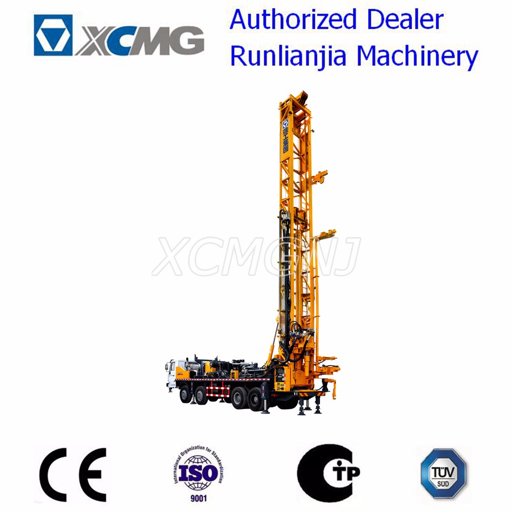 XCMG XSC320 Water Well Drilling Rig