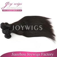 Wholesale grade 5a straight brazilian human hair 26 inch hair extensions