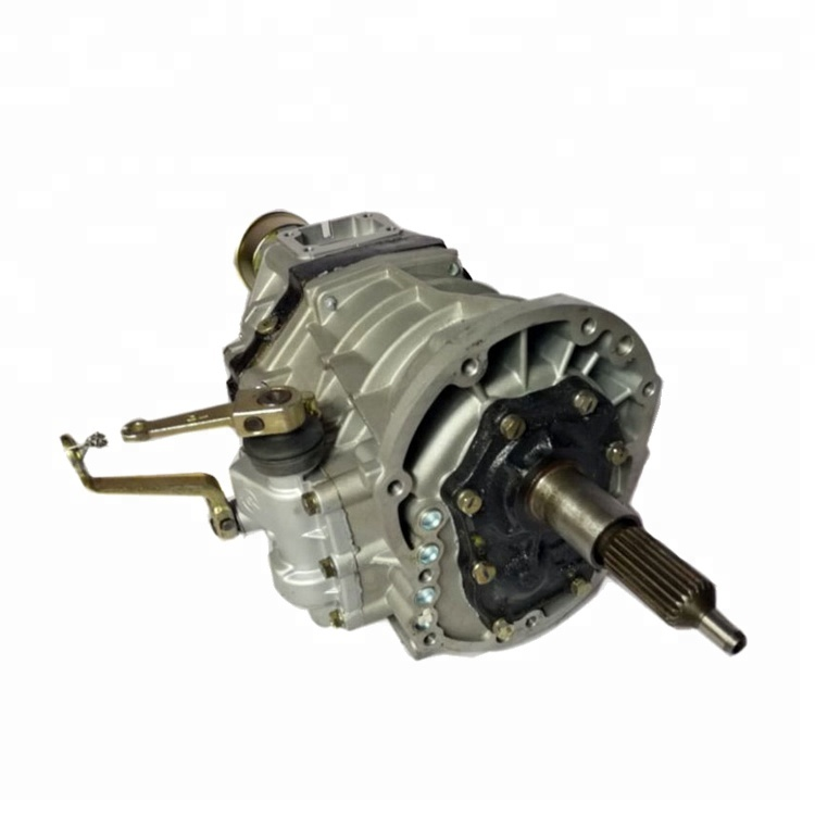 NITOYO AUTO PARTS TRANSMISSION GEARBOX USED FOR TOYOTA HIACE 3L 5L GEARBOX