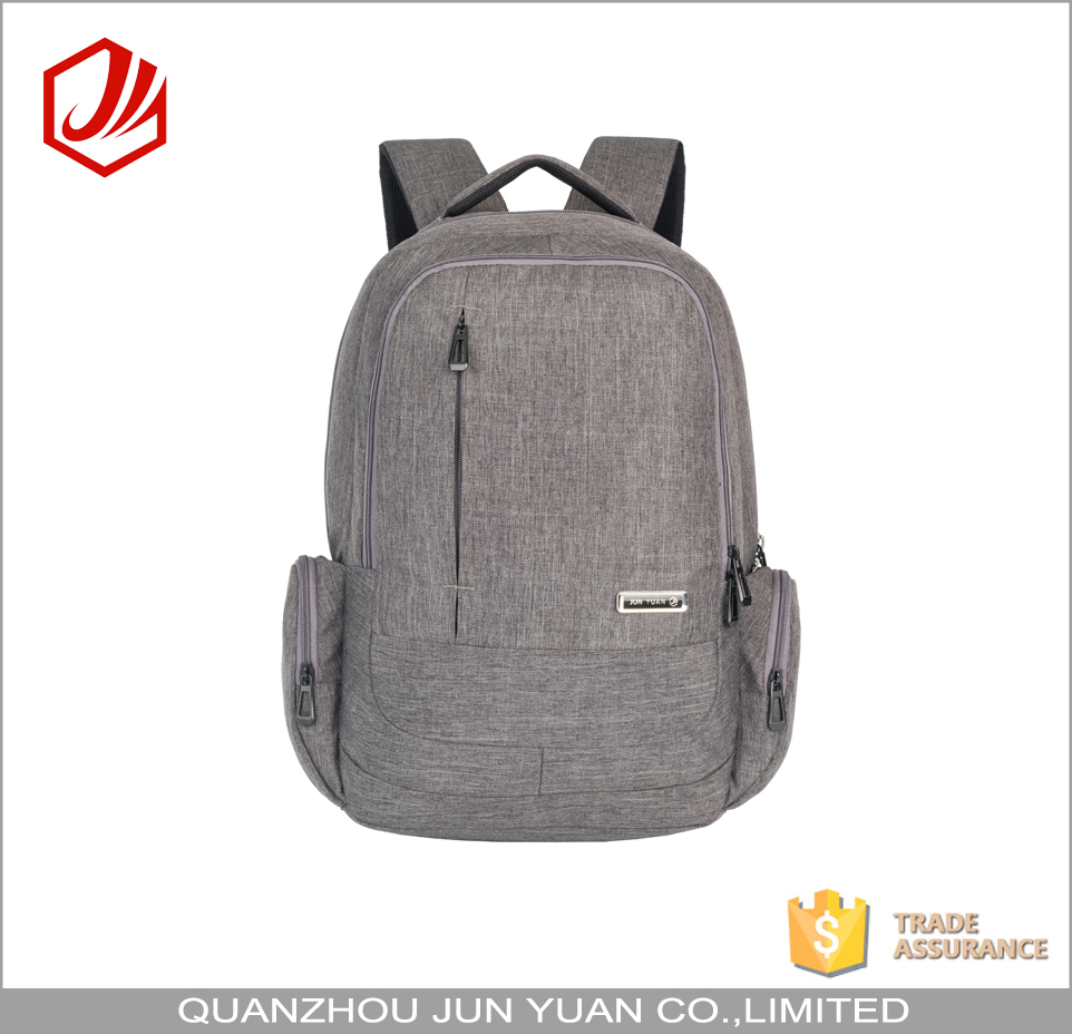 Korean fashion leisure man travel bag laptop backpack for teens
