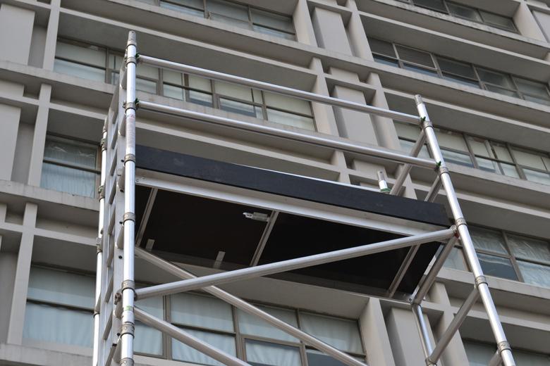 Aluminum Scaffold Planks : Aluminum scaffold plank buy heights tower aluminium