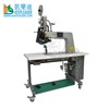 Hot air seam welding machine of Raincoat hot air welding machine