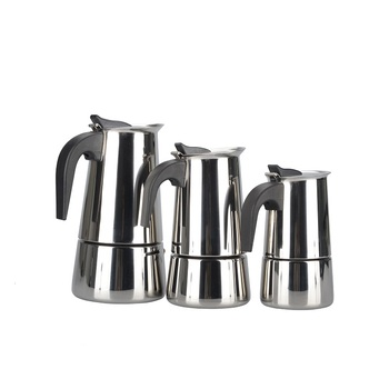 2018 Stainless Steel 304 Water Kettle Siphon Coffee Maker 4 Cups