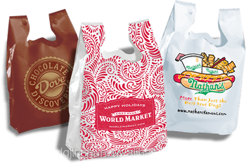 Custom wholesale cornstarch 100 biodegradable compostable for Cheap t shirt bags wholesale