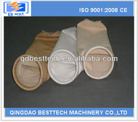 dust collector bag material, custom dust bag, filter clothing
