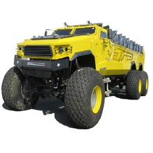 2018 Hot Koop 6*6 Orv Cross Country Grote Wiel Truck Diesel Off Road Truck Monster Truck <span class=keywords><strong>Atv</strong></span>