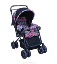 Tianrui wholesale stainless steel baby jogging stroller