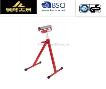 Adjule Pedestal Roller Stand With