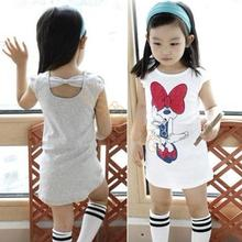 Children T shirt Summer Female Short Sleeve baby kids T shirt Girl T shirt kids Tops