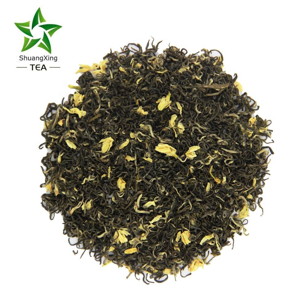China JASMINE TEA-AAAAA flower tea hotsale gree tea with Jasmine - 4uTea | 4uTea.com