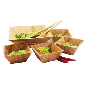 wood cheap salad bowl