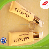 2016 New Design Low Price Empty Hot Sale Cosmetic Packaging Cc Cream Tube