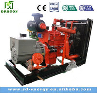 Automatic Alam Control system 100KW Natural Gas Genset Generation