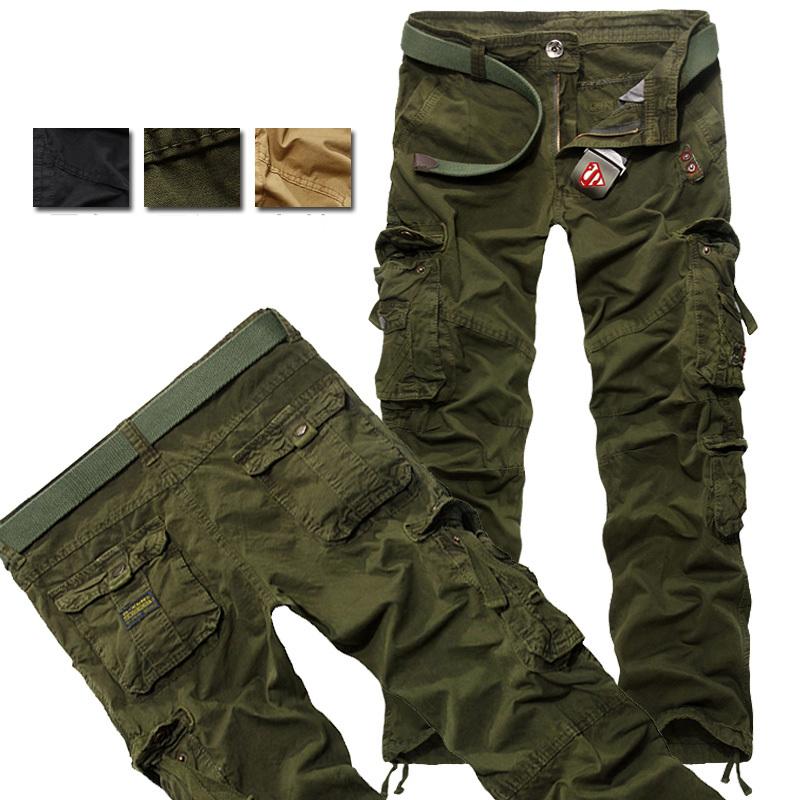 black tactical cargo pants - photo #47