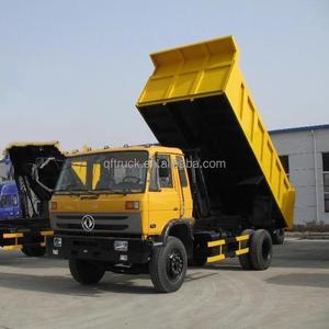 Dongfeng 4x2 capacity 15 ton dump truck sales for Myanmar