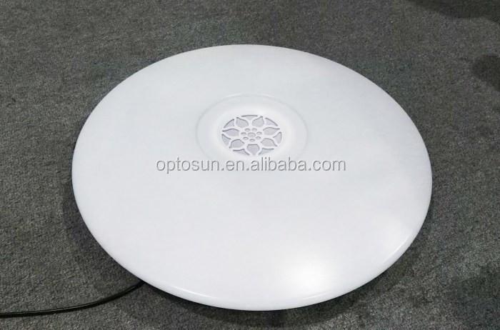 Badkamer plafondverlichting bluetooth speaker 24 w led plafondlamp