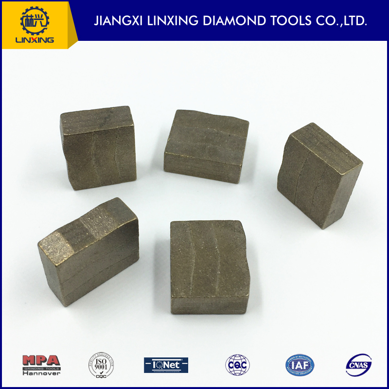 China Market Wholesale Multi Diamond Segment For Saw Blade
