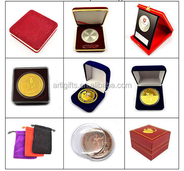 Factory direct sales cheap custom gold souvenir metal coin for sale antique