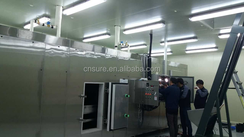 Nourriture Industrielle Semi-Automatique Vapeur Frites Machine À Blanchir