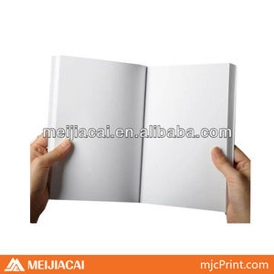 Customized office paper note book school note book