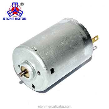Mini electric dc motor dcm2838 with gears for steering lock, rearview mirror, door lock actuator