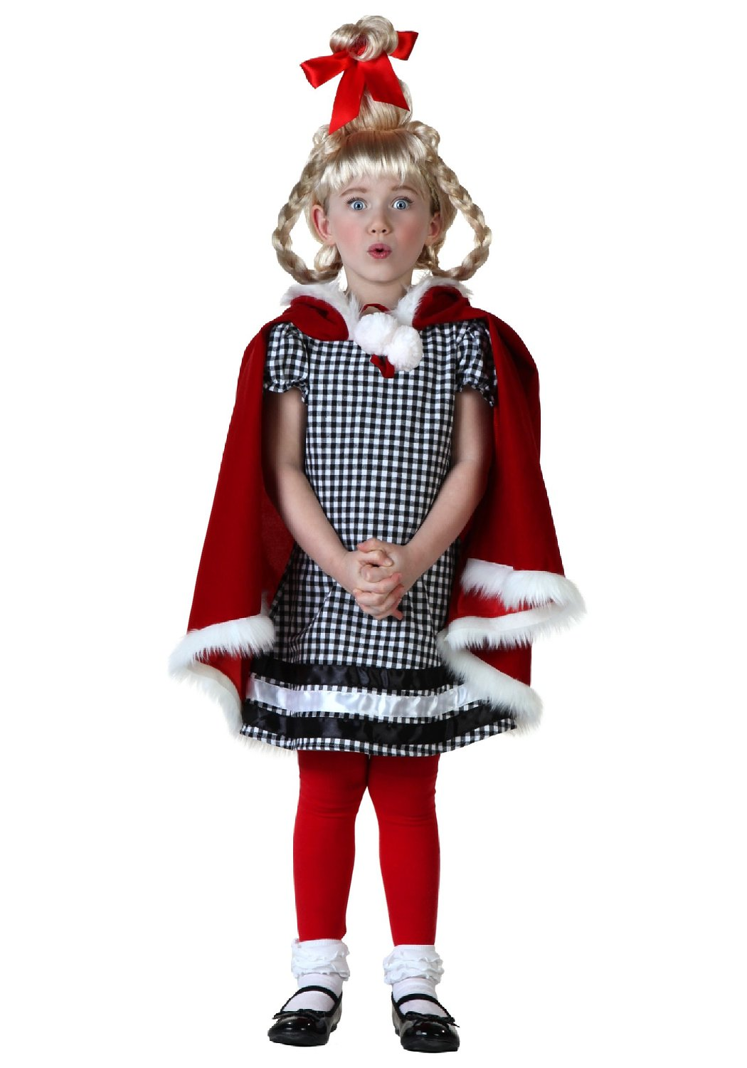 fun costumes girls little girls christmas girl costume