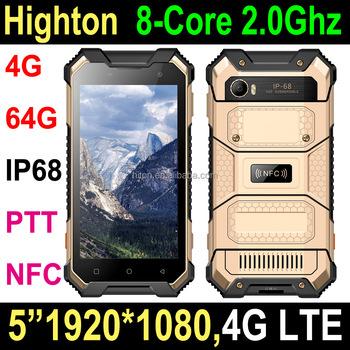 Est Ip68 Waterproof Rugged Phone Fhd 1920 1080 Pixels Octa Core 5 Inch Smartphone 6