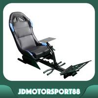 JDMotorsport88 Driving Game Cockpit Fold Simulator Seat Racing For Logitech PC Playstation,Wii