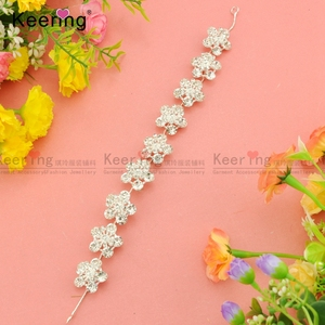 Shining wholesale italian hair accessories for women WHD-030