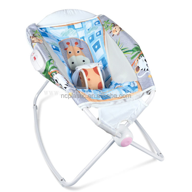 Baby cradle newborn baby rocking chair comfort no radiation baby swings