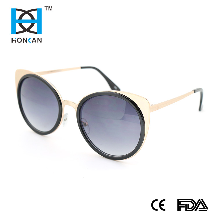 High quality pc cat summer sunglasses Chinese wholesale