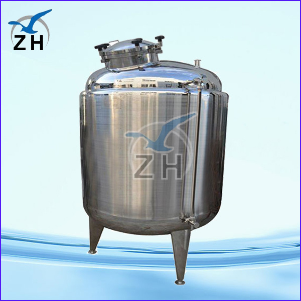 sanitary oil storage tank