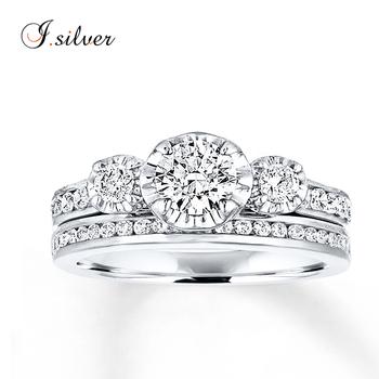 Italian Silver Rings Nice Wedding Ring For Women R50865