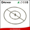 12INCHES stainless steel Propane fire pit burner ring