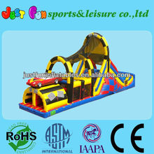 Backyard Race inflatable fun city