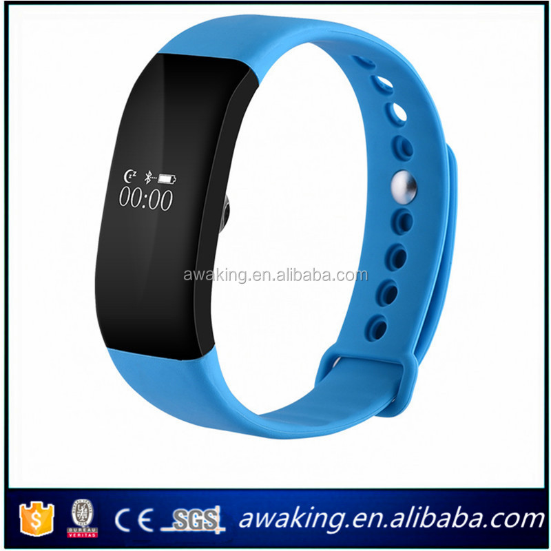 v66 Smart heart rate bracelet intelligent monitoring