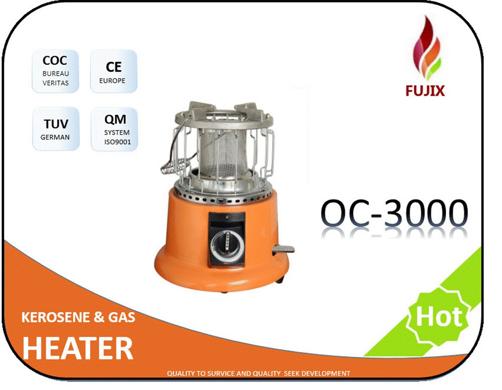 Parkistan and india Gas Heater OC-3000 made in China