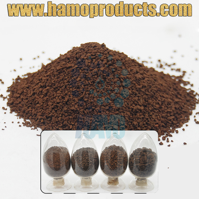2017 HAMO 35% 40% Iron Removal Manganese Green Sand from Raw Water